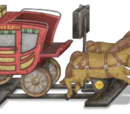 Western Express Kiddie Ride