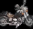 1982 Harley-Davidson Motorcycle
