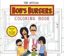 The Bob's Burgers Adult Coloring Book