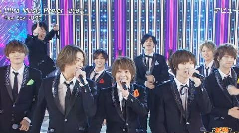 -FNS 2015- Ultra Music Power (ver. corta) - Hey! Say! JUMP