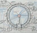 Time Machine Room Map