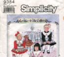 Simplicity 9384 B
