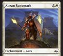 Abzan Runemark