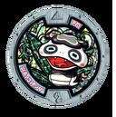 Tsuchinoko Panda Medal.png