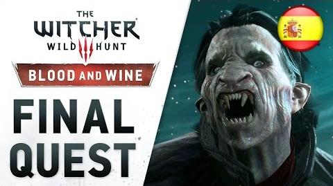 CuBaN VeRcEttI/Ya disponible la última expansión de The Witcher 3: Wild Hunt, Blood and Wine