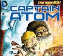 Captain Atom Vol 2 12