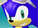 Sonic (Closeup) (Sonic Riders - Babylon Story - Cutscene 1).png