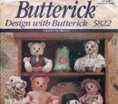 Butterick 5822 B