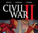 Civil War II Vol.1 1