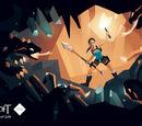 Lara Croft GO/Artwork