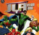 JLA: Year One (Collected)
