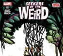 Disney Kingdoms: Seekers of the Weird Vol 1 3/Images