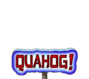 Quahog! Sign