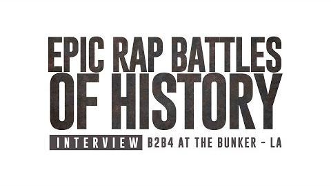 KOTD - Epic Rap Battles Of History at B2B4