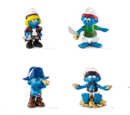 2014 Smurf figurines