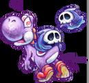 200px-Purple Yoshi and Grim Leechers Artwork - Yoshi's New Island.png