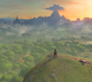 Lugares de The Legend of Zelda: Breath of the Wild