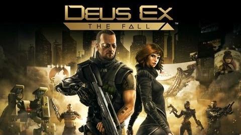 Deus Ex- The Fall Trailer di Lancio