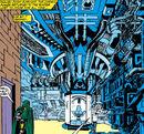 Doctor Doom's Armor, Gert Hauptmann, Power Cosmic Infusing Machine, Victor von Doom (Earth-616) from Fantastic Four Vol 1 258.jpg