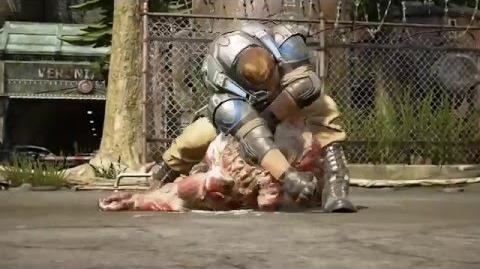 Gears of War 4 - Tráiler de Enfrentamiento