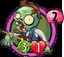 Bullseye zombies