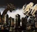 Kaiju Wars Ep. 1: Battle of the Ghidorahs