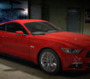 Ford Mustang GT (2015)
