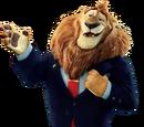 Mayor Leonardo Lionheart