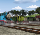 Thomas and Scruff