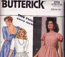 Butterick 3235 A