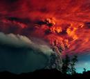 2016 eruption of the Campi Flegrei supervolcano