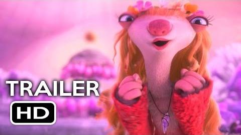 Ice Age 5 Collision Course Official Trailer 2 (2016) Ray Romano Animated Movie HD