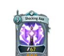Shocking Axe