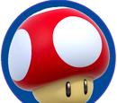 Mario Kart: The Grand Tournament/Mushroom Cup