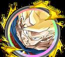 Awakening Medals: Warrior's Mark (SS Goku)