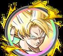 Awakening Medals: Legend's Mark (SS Goku)
