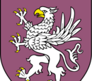 Coats of arms with - griffins