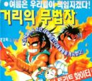 Street Fighter (Korean Animation)