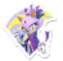 Blaze sticker (Mario & Sonic 2012).png