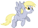 Derpy vector 1 by BritishNicky.png