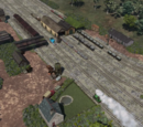 Skarloey Railway Engine Sheds