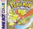 Pokémon Oro, Pokémon Plata y Pokémon Cristal