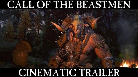 CuBaN VeRcEttI/Anunciado el Pack de campaña La Llamada de los Hombres Bestia para Total War: Warhammer