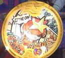Yo-kai Medals/Merican Medals