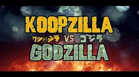 Koopzilla vs. Godzilla