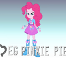 EQG Pinkie Pie