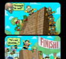A Fight to the Finish Line