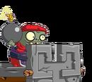 War Chariot Zombie