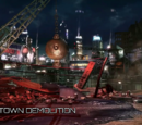 Downtown Demolition