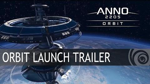 ANNO 2205 ORBIT DLC - Launch Trailer Ubisoft DE